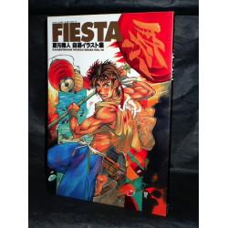 Fiesta SNK KOF And Psikyo Gunbird 2 Game Art Book