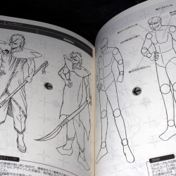 Anime Character Designs Made Easy - Vol. 1