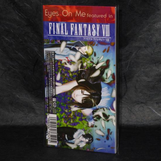 Final Fantasy VIII Ending Song - Eyes On Me