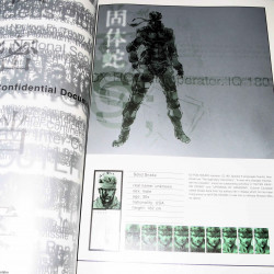 The Art of Metal Gear Solid