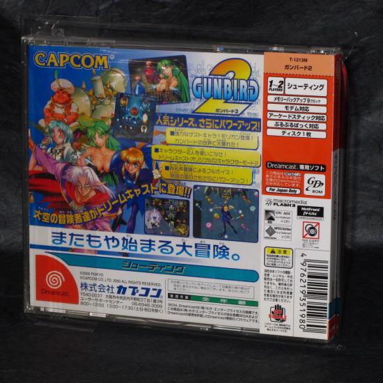 Gunbird 2 - Dreamcast