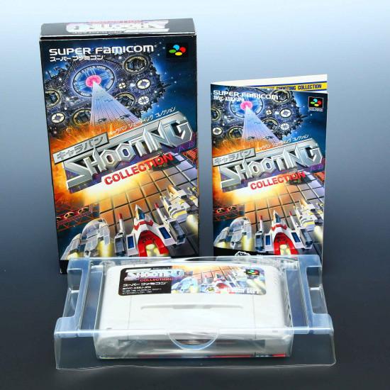 Caravan Shooting Collection - Super Famicom Japan