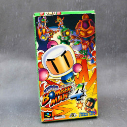 Super Bomberman 4 - Super Famicom