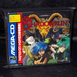 Shadowrun - Sega Mega CD