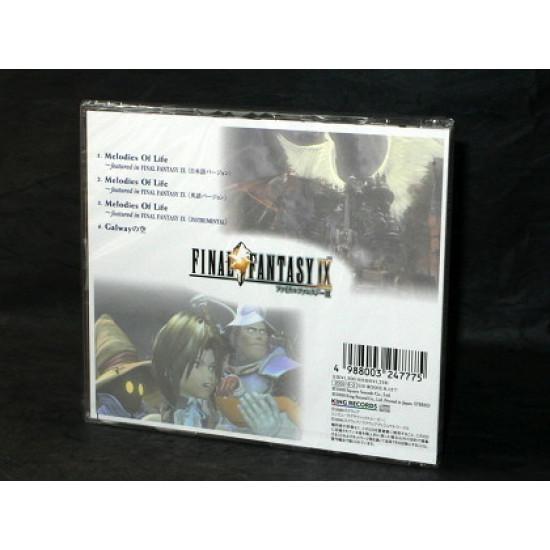 Final Fantasy IX Melodies Of Life - Single
