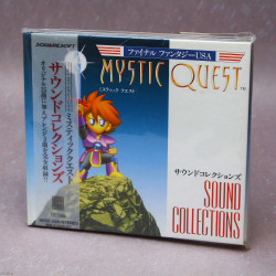 Final Fantasy USA Mystic Quest Sound Collections