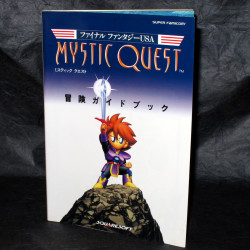 Final Fantasy USA Mystic Quest Game Book