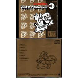 Super Mario Bros 3 - Akihabara Electric Circus Game Music CD