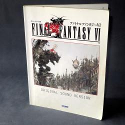 Final Fantasy III / VI - Piano Score