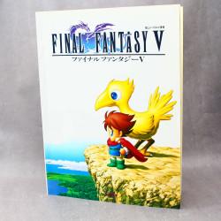 Final Fantasy V - Piano Score
