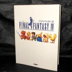Final Fantasy IV - Piano Score