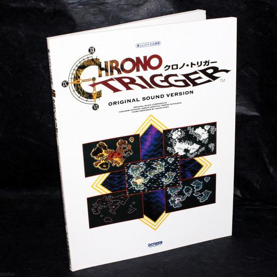 Chrono Trigger - Piano Score