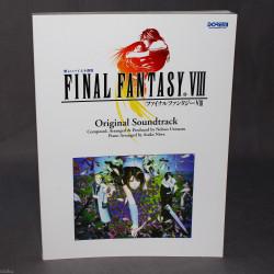 Final Fantasy VIII - Soundtrack Piano Score