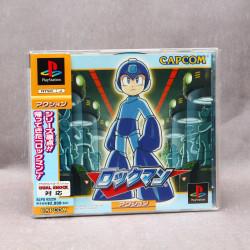 Rockman - PS1 Japan