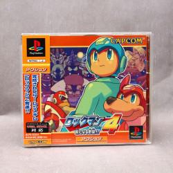 Rockman 4 - PS1 Japan