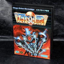 Truxton / Tatsujin - Mega Drive Japan