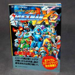 Rockman X2 - Super Famicom SNES Game Guide