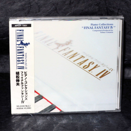 Final Fantasy IV Piano Collections