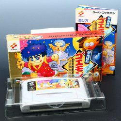 Legend Of The Mystical Goemon - Super Famicom Japan
