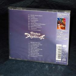 Virtua Fighter 4 SOUND TRACKS