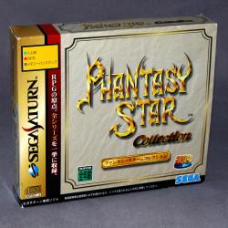 Phantasy Star Collection - Sega Saturn Japan