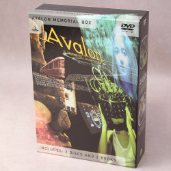 Avalon - Memorial Box - 2 DVD plus Art Book