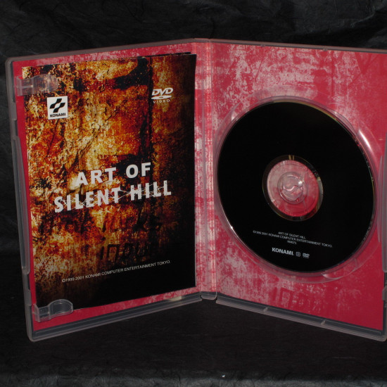 Art Of Silent Hill - 1 And 2