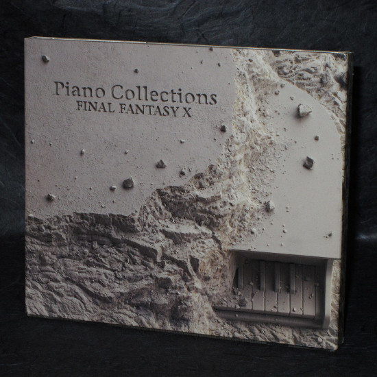 Final Fantasy X - Piano Collections - DigiCube