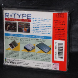 R-Type Complete - PC Engine - Super CD-ROM