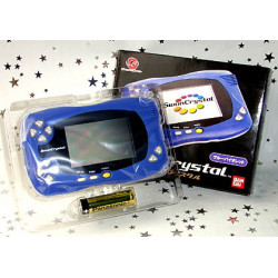 Wonderswan Swancrystal Swan Crystal Color - Blue Viole