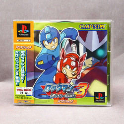 Rockman 3 - Dr. Wily no Saigo - PS1 Japan