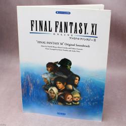 Final Fantasy XI Original Soundtrack Piano Score