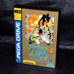 Beyond Oasis / The Story Of Thor - Megadrive Japan