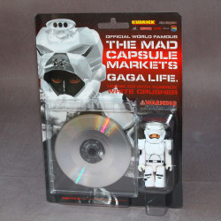 Mad Capsule Markets - Gaga Life CD and Limited Edition Kubrick