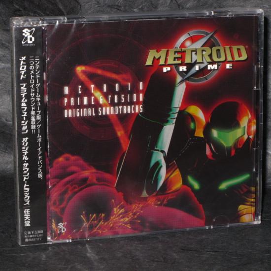 Metroid Prime And Fusion - Original Soundtrack