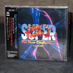 Super Street Fighter II - Soundtrack
