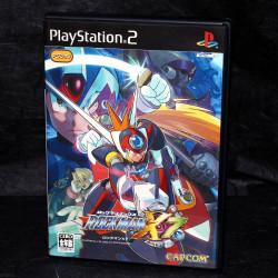 Mega Man RockMan X7 - PS2 Japan