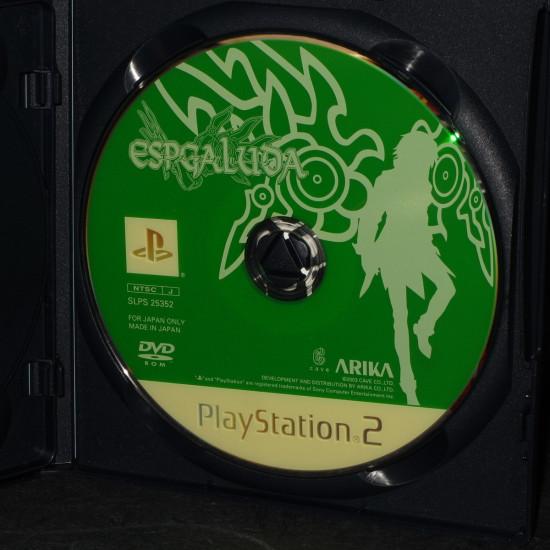 Espgaluda - PS2 Japan