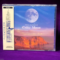 Final Fantasy 4 IV Celtic Moon