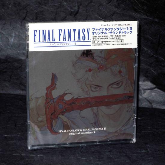 Final Fantasy I II / Origins - Original Soundtrack