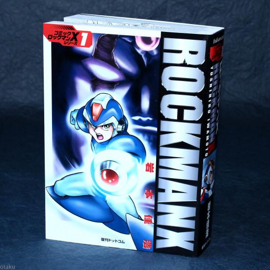 Mega Man Rockman  - X Series 01