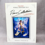 Final Fantasy X-2 - Piano Collections Solo Score Sheet Music