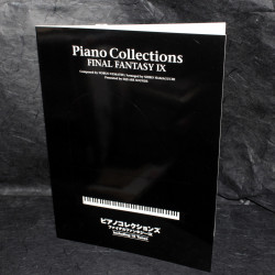 Final Fantasy IX - Piano Collections Solo Score