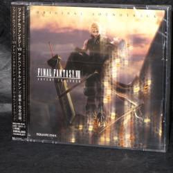 Final Fantasy VII Advent Children Movie Soundtrack