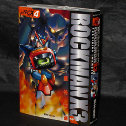 Mega Man Rockman X3 2