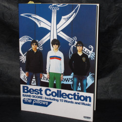 Pillows Best Guitar And Band Music Score Book And Photos