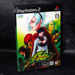 King Of Fighters XI - PS2 Japan