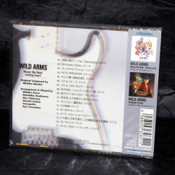 Wild Arms - Music The Best Rocking Heart