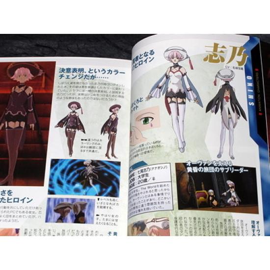 .hack//G.U. Character Fan Book