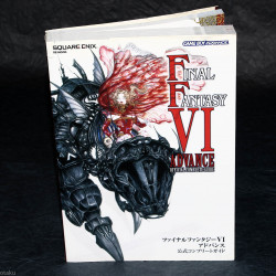 Final Fantasy VI Advance - Official Complete Guide